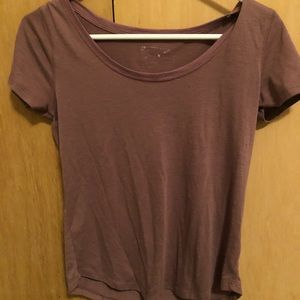 Brown Colored Top